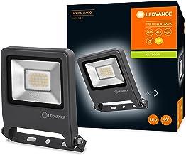 LEDVANCE Schijnwerper LED: voor muur, ENDURA FLOOD Warm wit / 20 W, 220…240 V, stralingshoek: 120, Warm wit, 3000 K, body ...