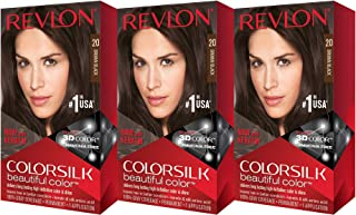 Best dark brown black hair color Reviews