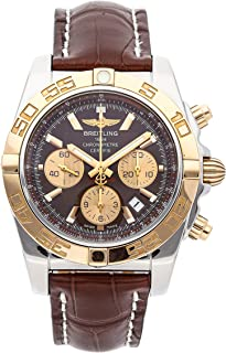 Breitling Chronomat Mechanical (Automatic) Brown Dial Mens Watch CB011012/Q576 (Certified Pre-Owned)