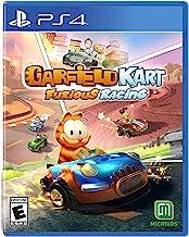 غارفيلد كارت: فيوريوس راسينغ (Playstation4)