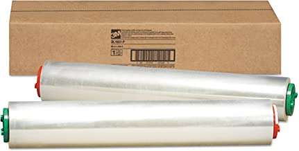 3M DL1051P Refill Cartridge for Heat-Free Laminating Machines, 250 ft.