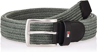 Tommy Hilfiger Men's Denton Woven 3.5 Belt
