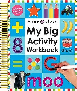 Wipe Clean: My Big Activity Workbook