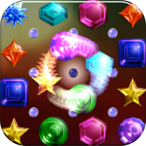 Gem Twyx : rotate match & blast 3 jewels!
