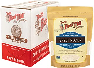 Bob's Red Mill Spelt Flour, 88 Ounce