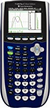 $179 » Texas Instruments TI-84 Plus C Silver Edition Graphing Calculator, Dark Blue (Renewed)