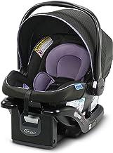 Best Graco SnugRide 35 Lite LX Infant Car Seat, Hailey Review