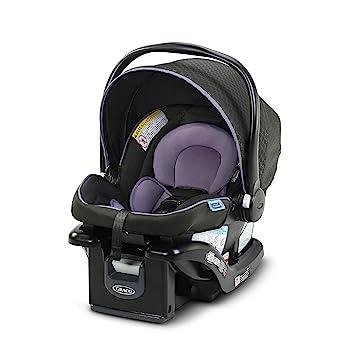 Graco SnugRide 35 Lite LX Infant Car Seat, Hailey: image