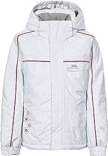 Trespass Jaya Girls Waterproof Padded Coat Winter Snow Ski Jacket with Hood
