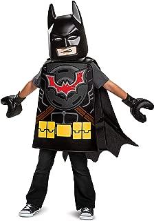 Disguise - Lego Movie 2: Batman Basic Child Costume