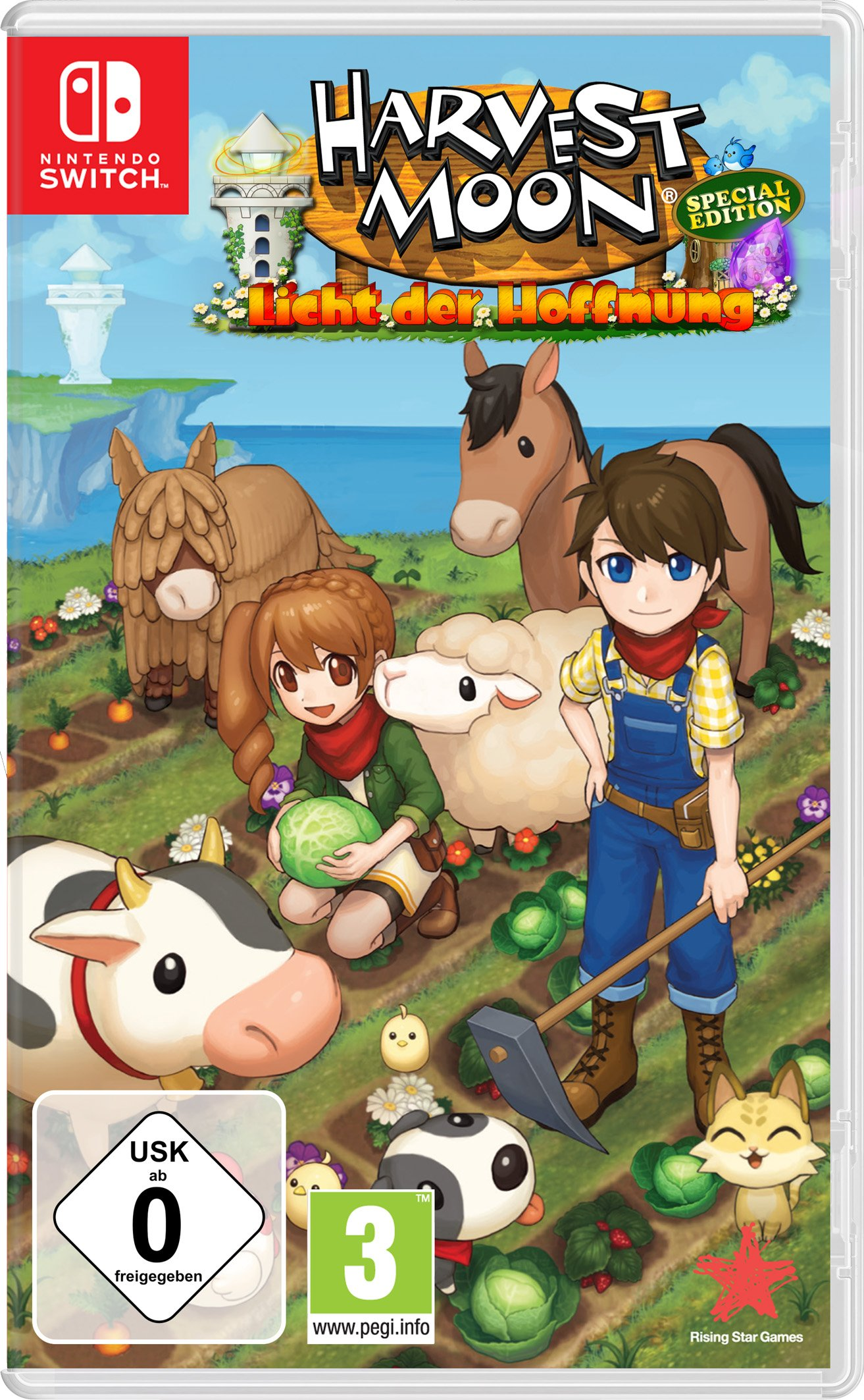 Harvest Moon: Licht der Hoffnung Special Edition (Nintendo Switch ...