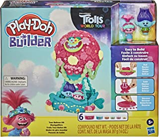 Play-Doh Builder DreamWorks Trolls World Tour Balloon Toy...
