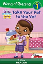 World of Reading: Doc McStuffins:  Take Your Pet to the Vet: Level 1 Reader (World of Reading (eBook))