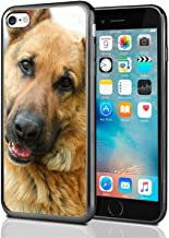 German Shepherd Upclose For Iphone 7 (2016) & Iphone 8 (2017) Case Cover By Atomic Market