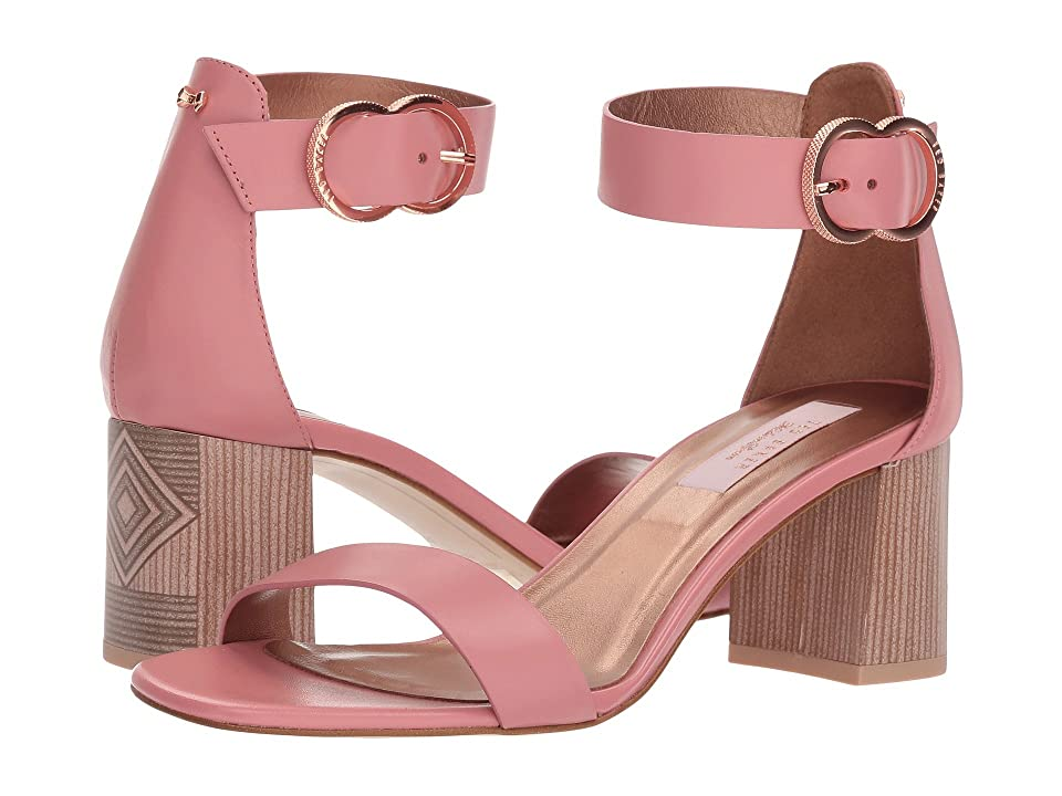 Ted Baker Qarvaa (Pink Leather) Women