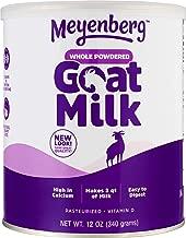 goat milk formula for infants
