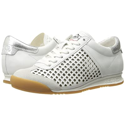ASH Spin (Off-White/White/Silver Sam Baby Softy) Women