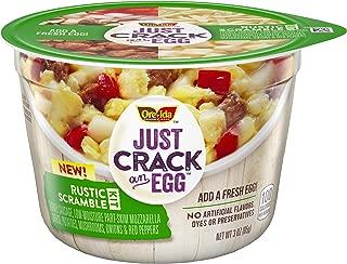 Ore-Ida Just Crack An Egg Rustic Scramble Kit (3 oz Bowl)