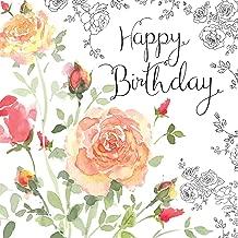 Twizler 8TH di compleanno per ragazza con borsetta /Age 8/ /Biglietto di auguri di compleanno della /Bambini ragazze/ /otto anni/ cupcake e cristallo Swarovski finitura/