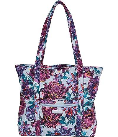 Vera Bradley Vera Tote (Neon Blooms) Tote Handbags
