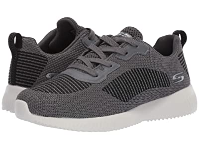 BOBS from SKECHERS Bobs Squad Turn Up (Gray/Charcoal) Women