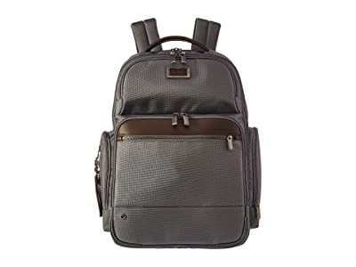 Briggs & Riley @work Large Cargo Backpack (Grey) Backpack Bags