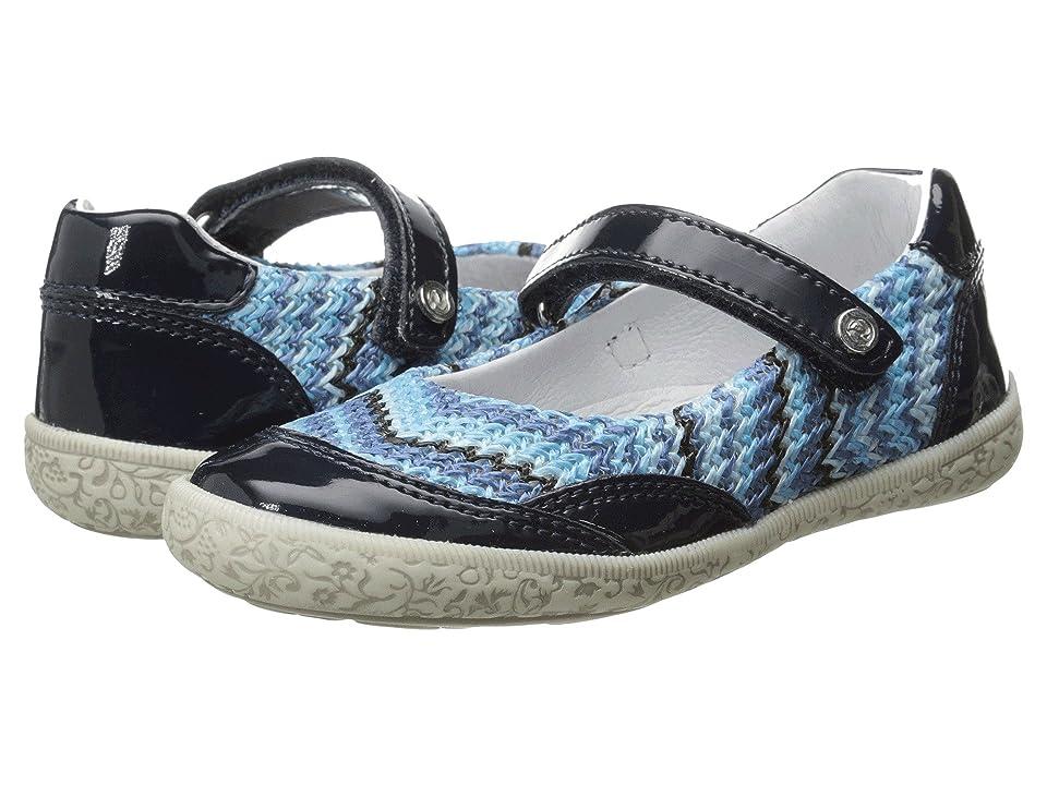 Naturino Nat. 3655 SP14 (Toddler/Little Kid) (Blue Multi) Girls Shoes