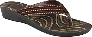 Shoefly Brown-5021 Latest Collection of Casual Slippers for Women