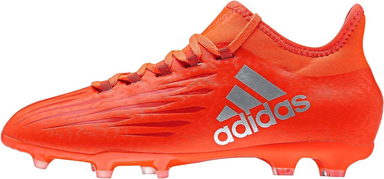 Adidas Jungen X 16.1 Fg Fg Fg J Fußballschuhe Rot und versilbert 36.5 EU B01FKRJFKS  Stabile Qualität 5fad70