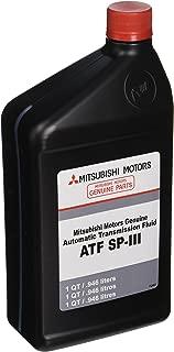 Genuine Mitsubishi Diaqueen SPIII SP3 Transmission Fluid Quart MZ320200