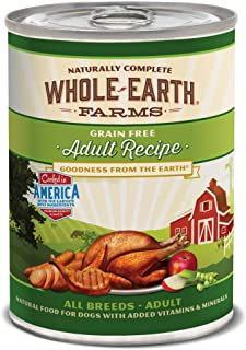 Whole Earth Farms Recipe 12 7 Ounce