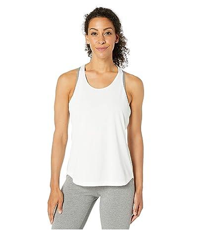 Nike Dry Academy Tank (White/Black/Black) Women
