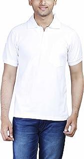 FLEXIMAA Men's Regular Fit T-Shirt