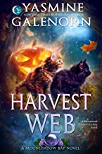 Harvest Web: A Paranormal Women's Fiction Novel (Moonshadow Bay Book 4)