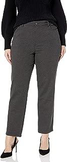 Women's Plus Size Amanda Ponte Knit Pant