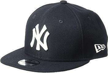 New Era 59Fifty Cap MLB Detroit Tigers Boys Kids Youth Size Navy Blue 5950 Hat