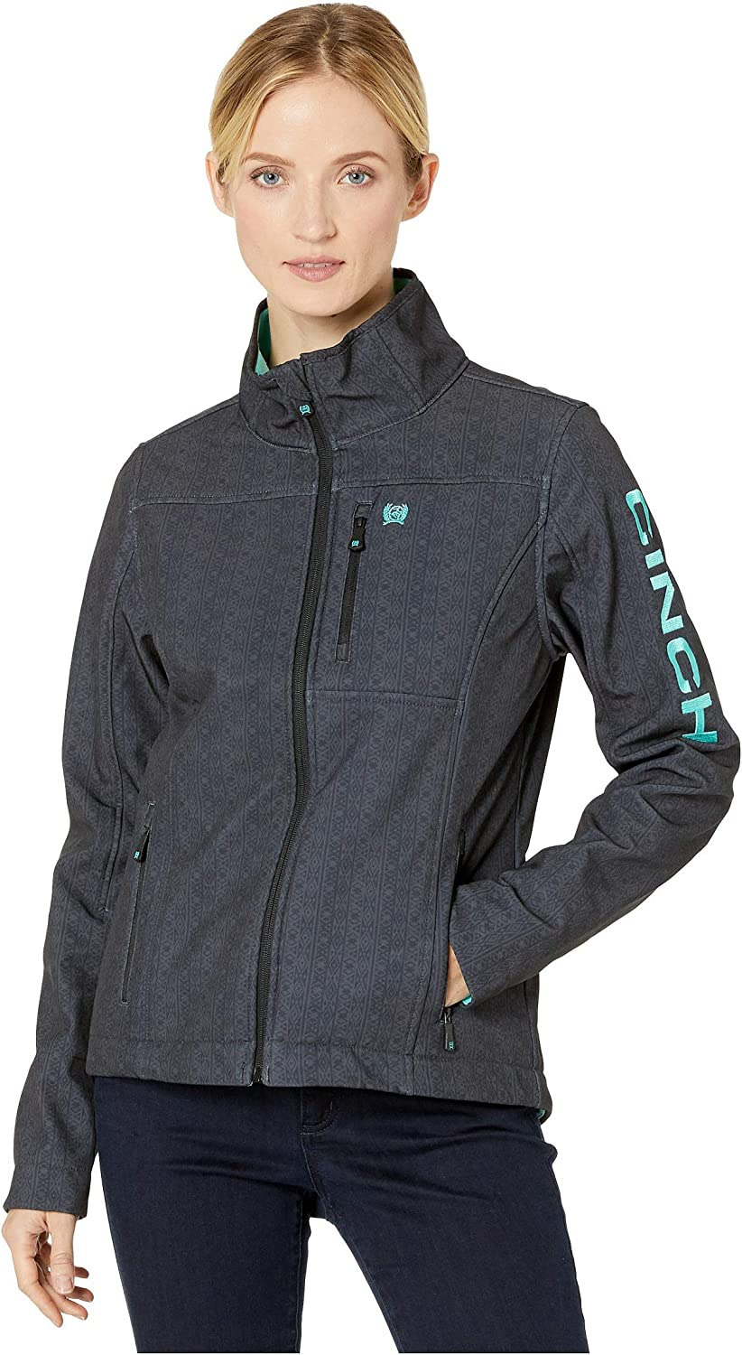 Cinch womens Printed Bonded Concealed Carry Jacket