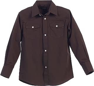 Best boys brown western shirt Reviews