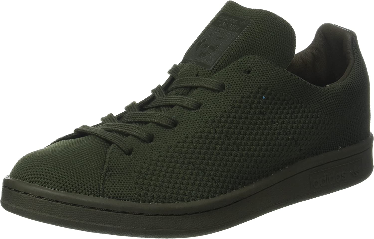 Adidas Unisex Adults' Stan Smith Primeknit Low-Top Sneakers