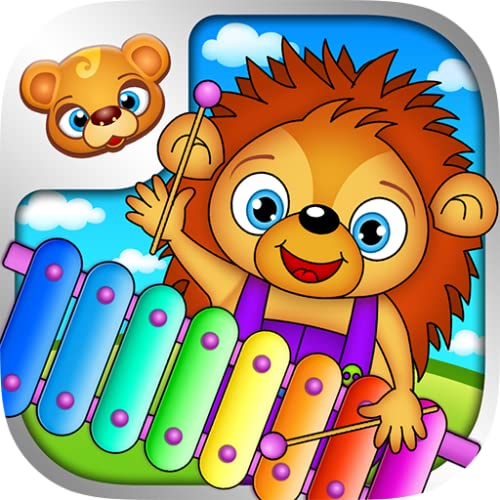 123 Kids Fun MUSIC Game - Free Educational Music Game for Preschool Kids and Toddlers