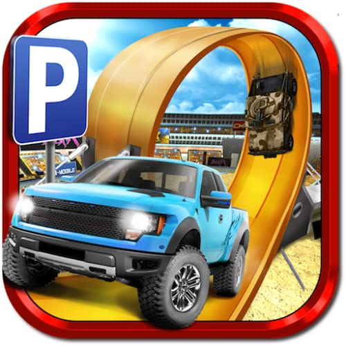 3D Monster Truck Parking Simulator Game