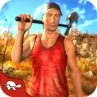 Stranded Island Jungle Survival Hero