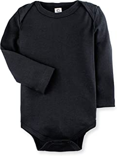 black cotton onesie