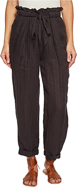 Free People - Only Over You Linen Pants