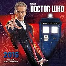 Official Doctor Who Mini Calendar 2015