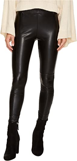 Bishop + Young - Vegan Leather Leggings