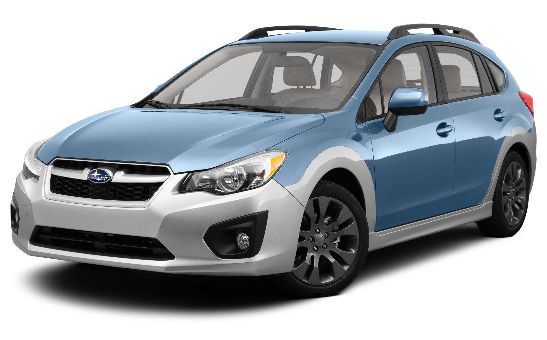 ... 2012 Subaru Impreza 2.0i Sport Premium, 5-Door Automatic Transmission PZEV