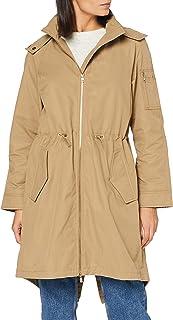 Armani Exchange Caban Coat Gabardina para Mujer