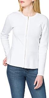 ESPRIT womens 991eo1i301 Cardigan Sweater
