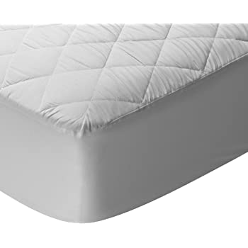 Pikolin Home - Protector de colchón/Cubre colchón acolchado impermeable y transpirable, 60x120cm-Cuna(Todas las medidas)